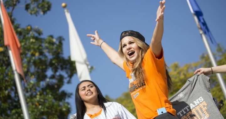 Cal State Fullerton will host the 2018 SoCal JACC Regional Conference. (courtesy of CSUF)