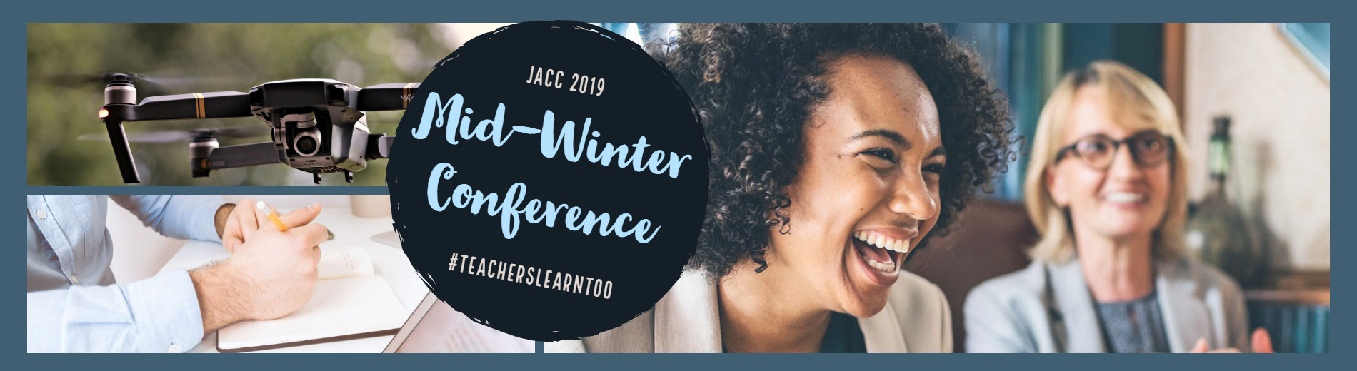 Faculty, advisers and staff: Register today for the Mid-Winter Conference, Feb. 22-24, 2019 in Cambria.